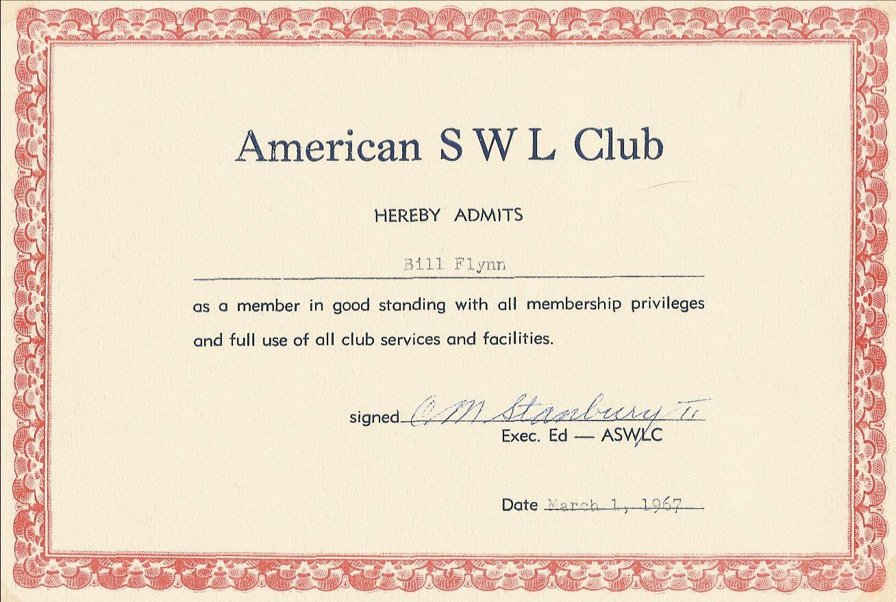 Fucked club dating certificate