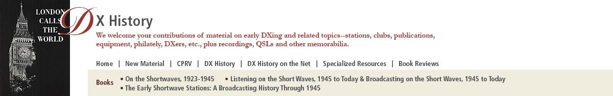 DX History